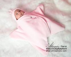 baby wrap fleece